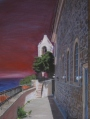 Molyvos2 , acrylic on canvas, 80x55 ,2006